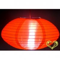 "14""Saturn Nylon Lanterns"