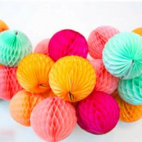 Wholesale Honeycomb Decorations