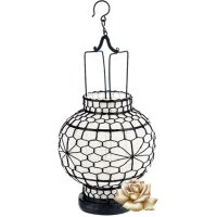 Wire Mesh Candle Holder Lanterns