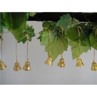 Metal Wired Garland