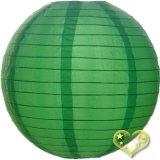 "20"" Grass Even Ribbing Nylon Lantern"