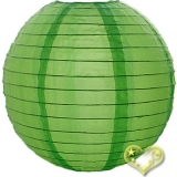 "42"" Apple Even Ribbing Nylon Lantern"