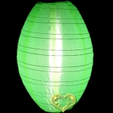 "10"" Lemon kawaii Nylon Lanterns"