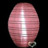 "10"" Pink kawaii Nylon Lanterns"