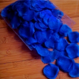 300 Rose Petals - Navy Blue($0.01ea)