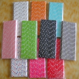 Wholesale Star Paper Straws( 120 Bags)