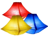 "14"" Pagoda Paper Lantern wholesale (150 of case)"