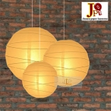 Cross 3 pack square paper lanterns cluster